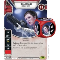 Leia Organa: Born Leader - Awakenings (w/ Die #28)