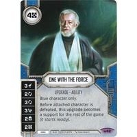 One with the Force - Awakenings (w/ Die #42)
