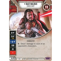 Baze Malbus: Crack Shot - Spirit of Rebellion (w/ Die #26)