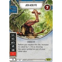 Jedi Acolyte - Spirit of Rebellion (w/ Die #34)