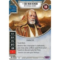 Obi-Wan Kenobi: Mysterious Hermit - Spirit of Rebellion (w/ Die #37)
