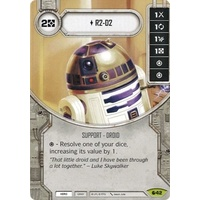 R2-D2 - Spirit of Rebellion (w/ Die #42)
