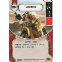 Astromech - Spirit of Rebellion (w/ Die #52)