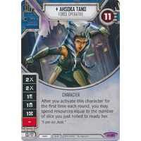Ahsoka Tano - Force Operative - Empire at War (w/ Die #31) Legendary
