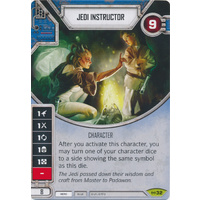 Jedi Instructor - Empire at War (w/ Die #32) Rare
