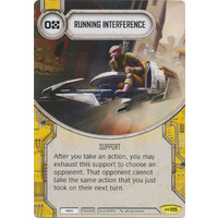 Running Interference - Empire at War Uncommon