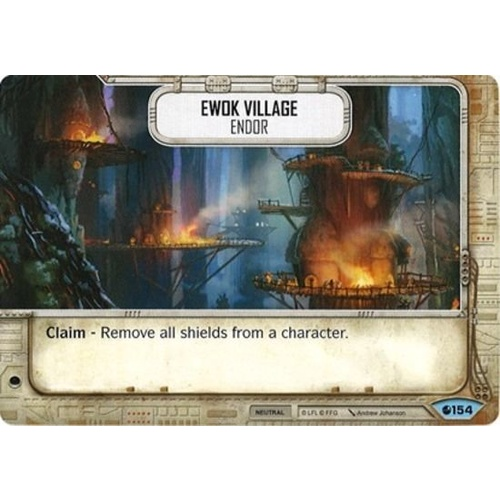 Ewok Village: Endor - Spirit of Rebellion