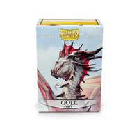 Dragon Shield Art - Box 100 - Qoll