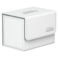 Ultimate Guard - White SideWinder 80+ Deck Box