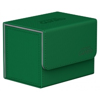 Ultimate Guard - Green SideWinder 80+ Deck Box