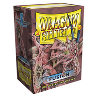 Dragon Shield Fusion - Box 100