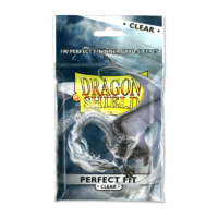 Dragon Shield Perfect Fit 100/pack Clear