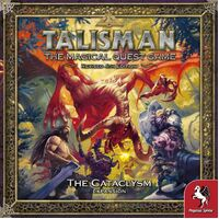 Talisman 4th Edition The Cataclysm Expansion