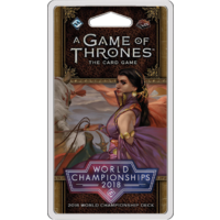 A Game of Thrones LCG 2e World Championships 2018