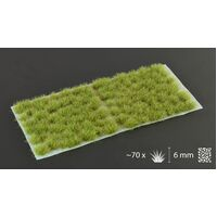 Gamers Grass Dry Green 6mm Wild