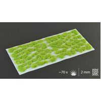 Gamers Grass Bright Green 2mm Wild