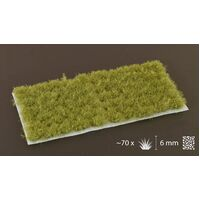 Gamers Grass Dense Green 6mm Wild