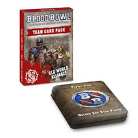 Blood Bowl: Old World Alliance - Team Card Pack