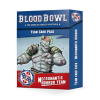 Blood Bowl: Necromantic Team Card Pack