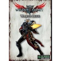 Warhammer 40000: Wrath & Glory Wrath Deck