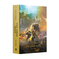 Siege of Terra: The First Wall (Hardback)
