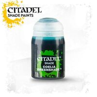24-22 Citadel Shade: Coelia Greenshade(24ml)