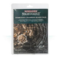 WH Nighvault: Forbidden Chambers Board Pack