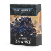 Warhammer 40000: Open War Mission Pack (9th Edition)
