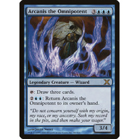 Arcanis the Omnipotent FOIL - 10E