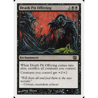 Death Pit Offering - 8ED