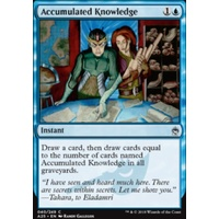 Accumulated Knowledge - A25