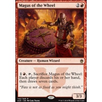 Magus of the Wheel FOIL - A25