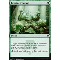 Echoing Courage FOIL - A25