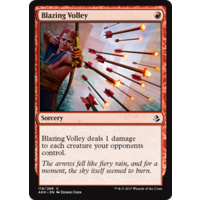 Blazing Volley - AKH