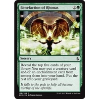 Benefaction of Rhonas FOIL - AKH