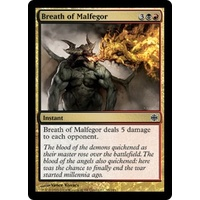 Breath of Malfegor FOIL - ARB