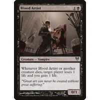 Blood Artist - AVR