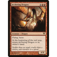 Archwing Dragon - AVR