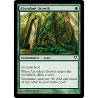 Abundant Growth FOIL - AVR