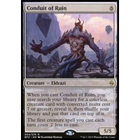 Conduit of Ruin FOIL