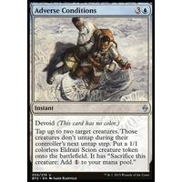 Adverse Conditions - BFZ