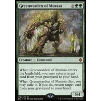 Greenwarden of Murasa - BFZ
