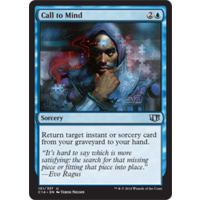 Call to Mind - C14