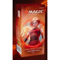 Magic the Gathering Challenger Deck - Cavalcade Charge