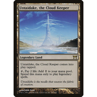 Untaidake, the Cloud Keeper - CHK