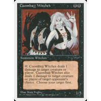 Cuombajj Witches - CHR