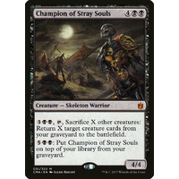 Champion of Stray Souls - CMA