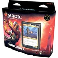 Commander Legends - Commander Deck - Arm For Battle