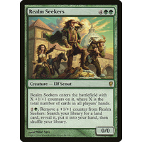 Realm Seekers - CNS
