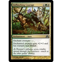 Unflinching Courage - DGM